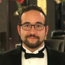 Alban Chaubert - Chef concierge, Hôtel les Roches Blanches Cassis
